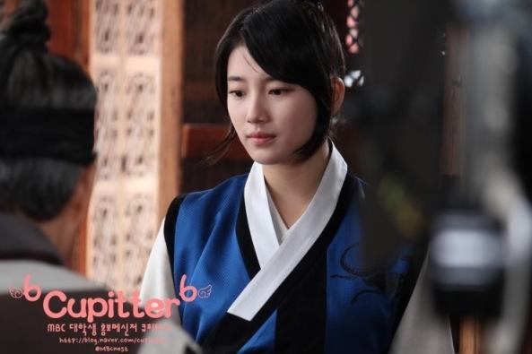 Bae Suzy Photos Gu Family Book Behind The Scene Episode 9