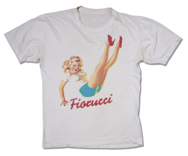 FIORUCCI T-SHIRT ON DESIGN AND FASHION RECIPES