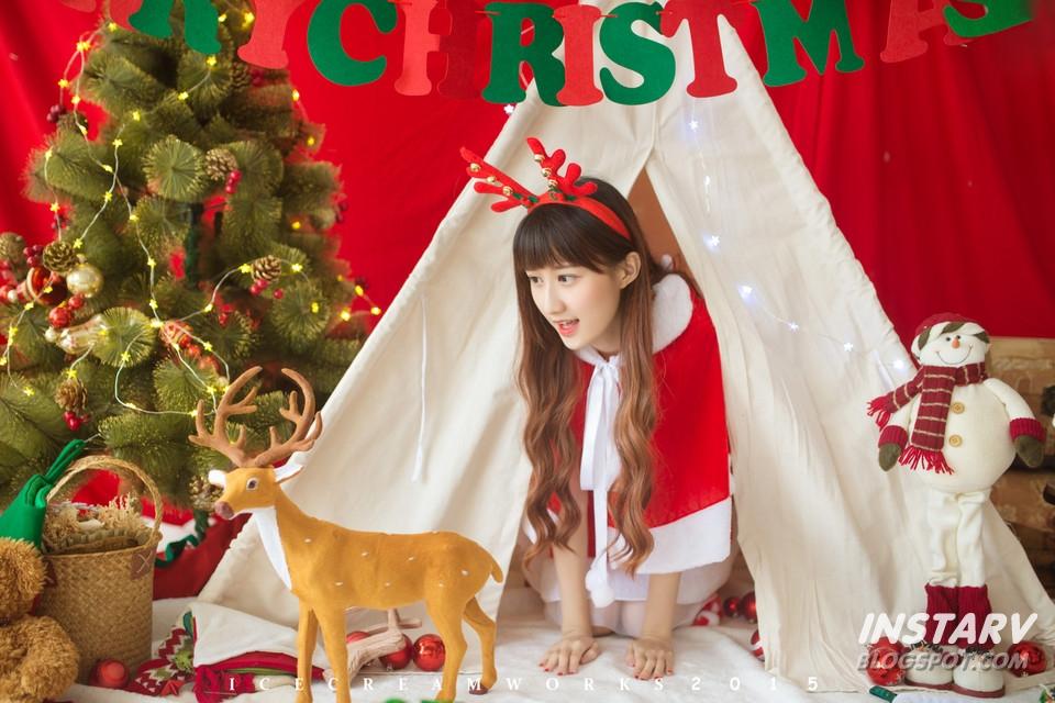 Gái xinh Noel