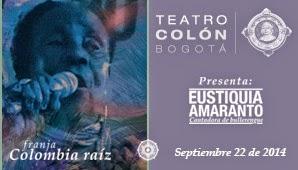 Eustiquia Amaranto en Bogotá