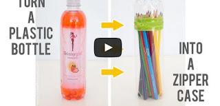 Aprenda a transformar garrafas plásticas em obras de arte e objetos para o seu dia a dia