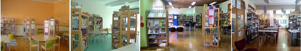 Bibliotecas do Agrupamento