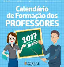Secretaria da Educação de Sobral divulga calendário de formação dos professores - Junho