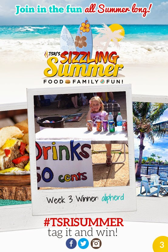 tsri sizzling summer - food, family, fun - week 3