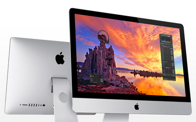 Apple iMac, Mac Mini and Mac Pro
