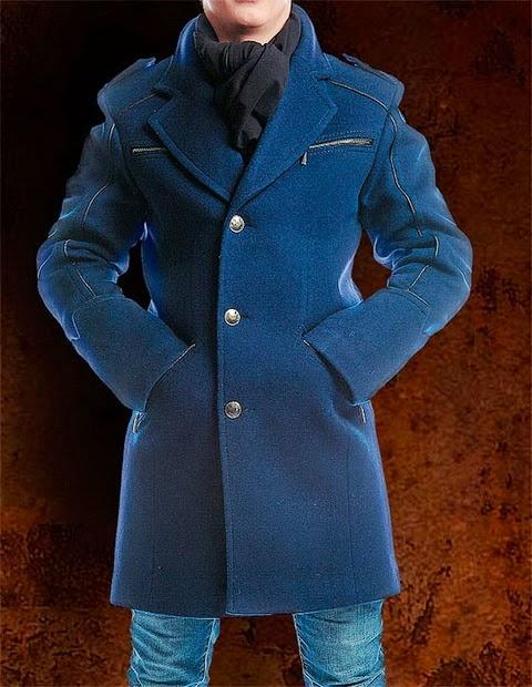 Модное мужское пальто, демисезонное пальто, зимнее мужское пальто. . Paxton Бушлат 8296