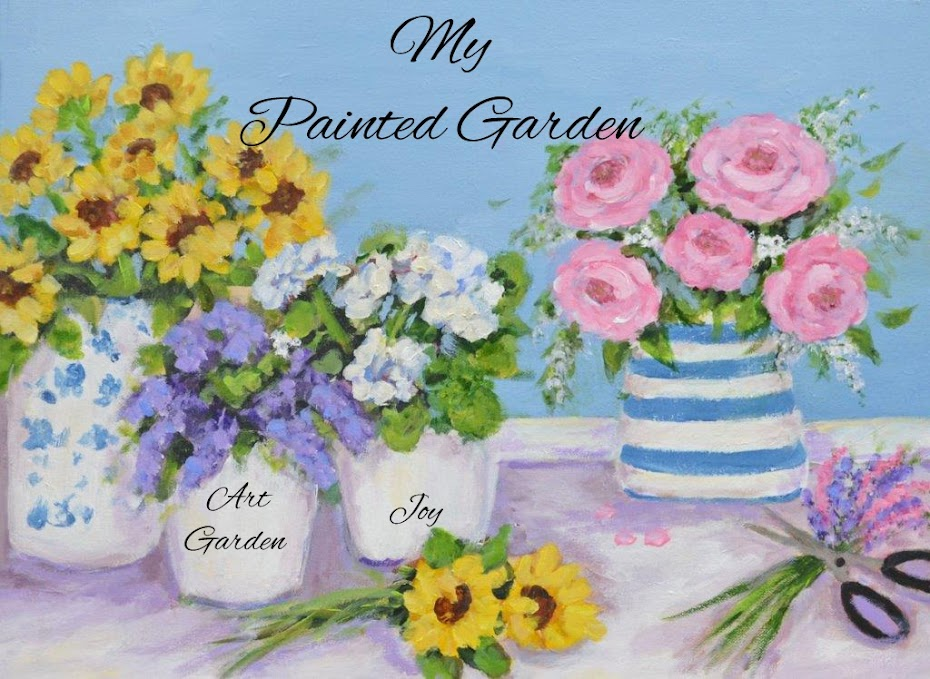 My Painted Garden