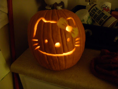 The crafty kitty sharing arts crafts ideas for Pumpkin kitty designs