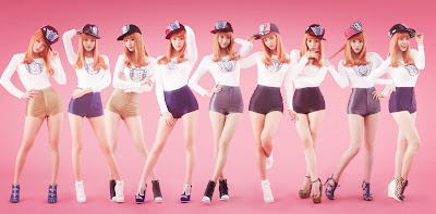 SNSD I Got A Boy Wallpaper HD