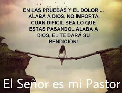 EL SEÑOR ES MI PASTOR - IMAGEN CRISTIANA