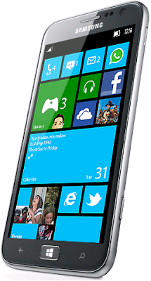 Samsung Ativ S Officially Announced. Beats Nokia and Becomes the First WP8 Handset on this Planet