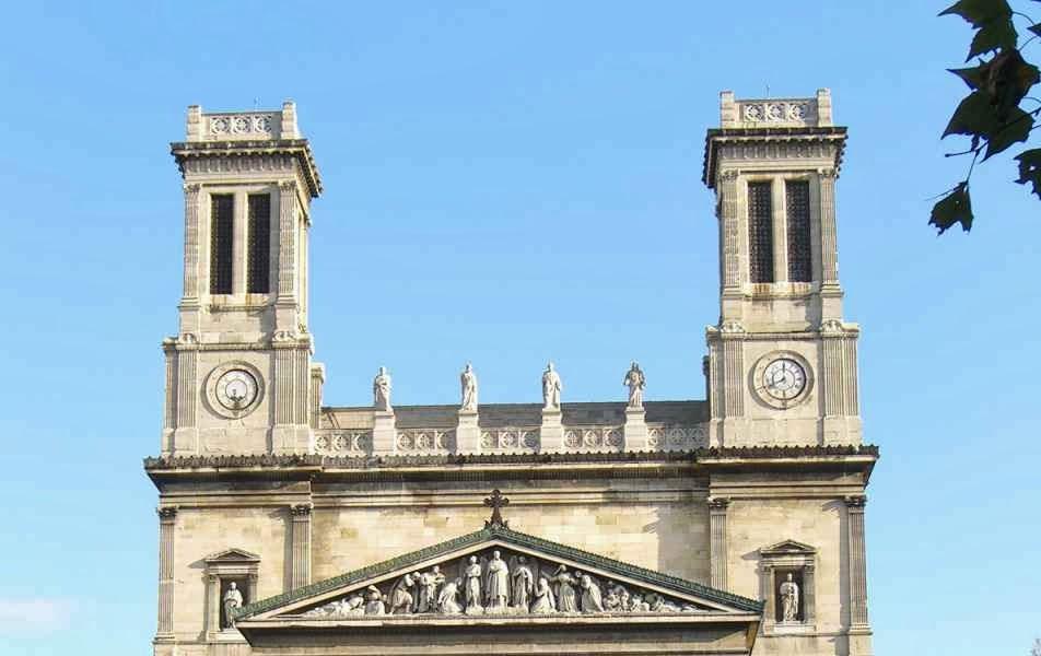 Iglesia de Francia
