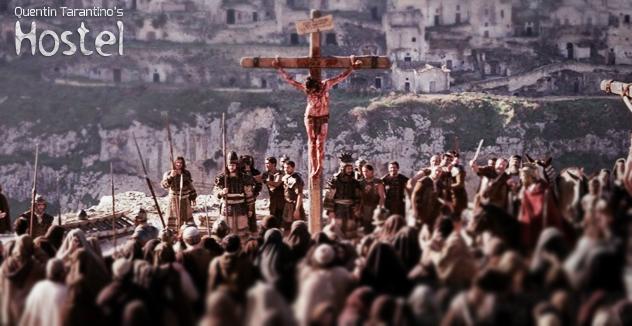 La pasion de Cristo - Crucifixion en Golgota, según los mentirosos de la religión cristiana | Ximinia
