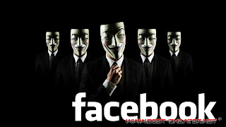 Anonymous Serang Facebook