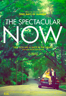 The Spectacular Now Movie Poster 2013