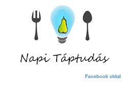 A Napi Táptudás Facebook oldala: