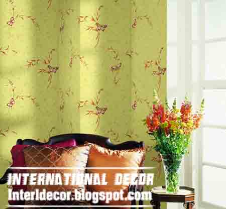 Modern wallpaper Designs For Wall Decorations