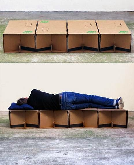 Awesome Cardboard Products and Designs (15) 10