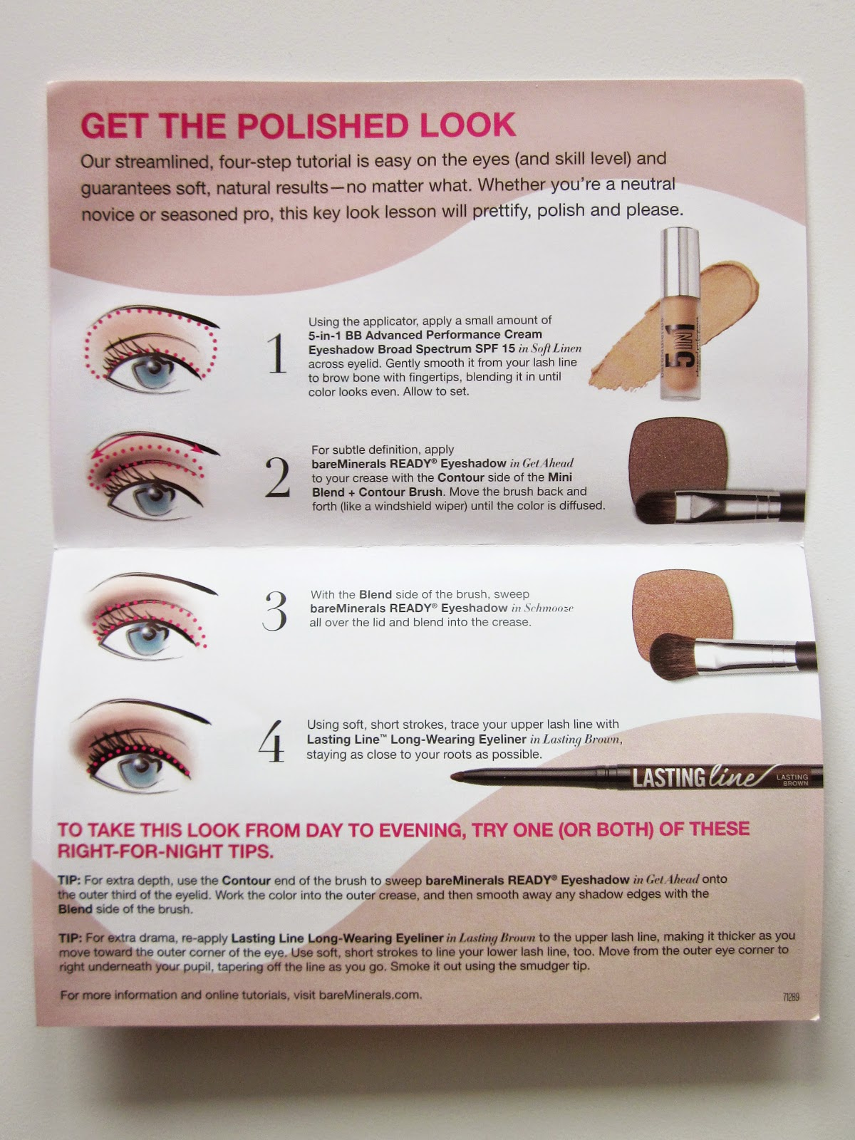 Today I Want To Share The Most Recent Addition To My Neutral Makeup: The  Limited Edition Bareminerals Bare Tutorials Neutral Eyes Set