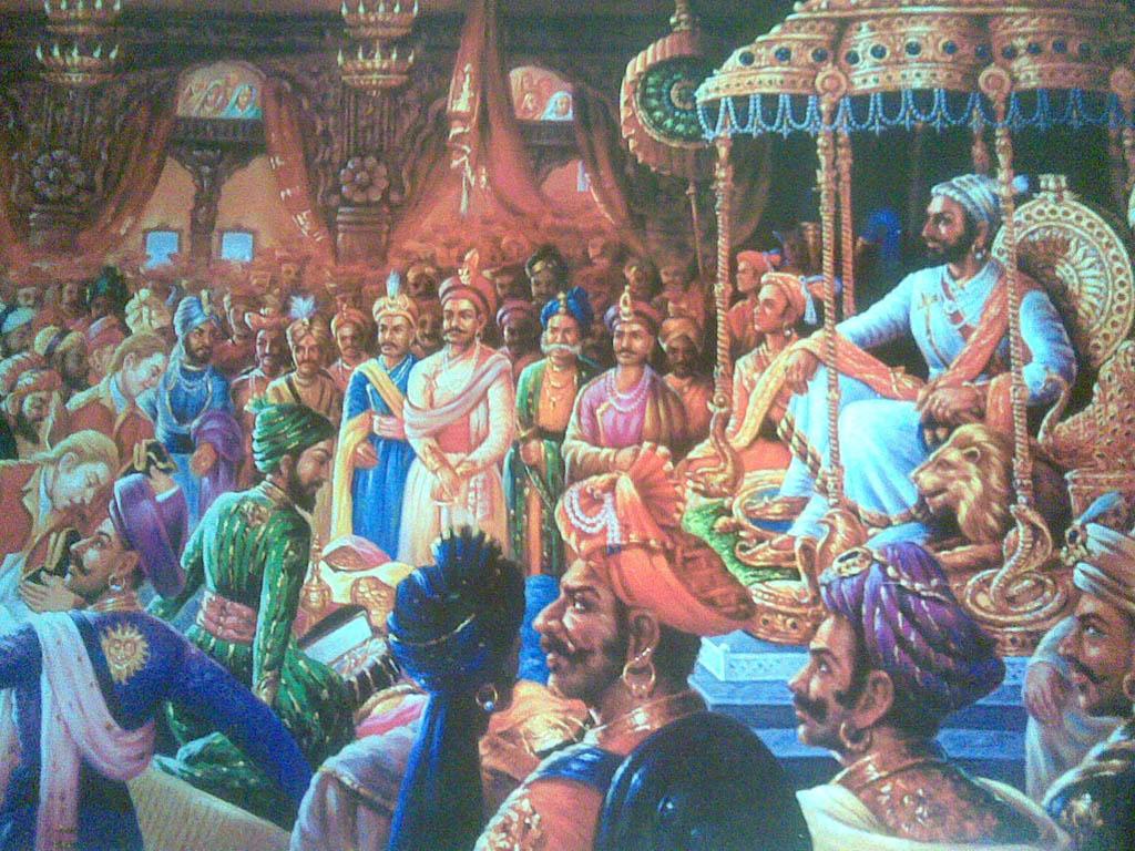 Hd wallpaper shivaji maharaj - Shivaji Maharaj Darbar Hd Wallpapers Images Download