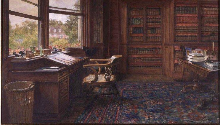 Book A Study Room Anu