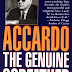 Books For Men Book Reviews! Accardo: The Genuine Godfather by William F. Roemer, Jr