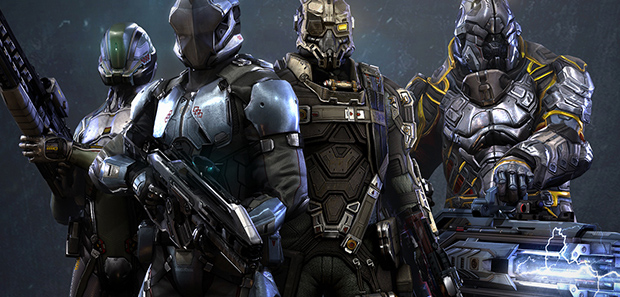 Dust 514 Shields and Armor Guide