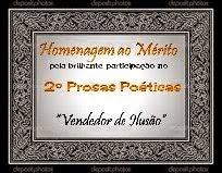 """Participação no """"Prosas Poéticas"""" 2014"""