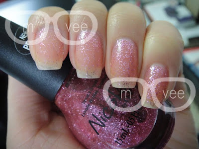 Nicole by OPI: I Pink I Love Him