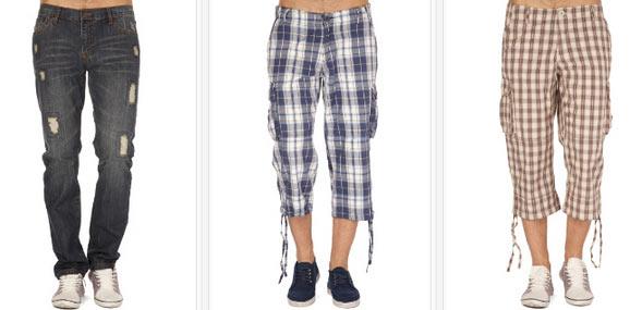 Ropa para hombre ofertas permanentes de primeras marcas - Marcas de ropa interior para hombre ...