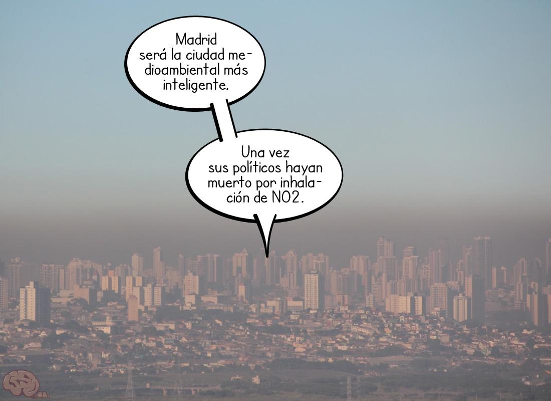 La ciudad que nunca respira