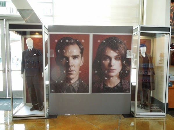 The Imitation Game movie costumes