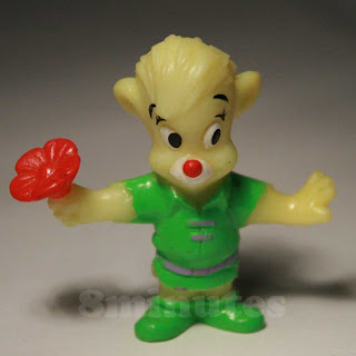LES GUMMI - GUMMI BEARS (Fisher Price) (Kellogs) 1985 Gummies0011