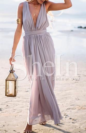 http://us.shein.com/Light-Purple-Deep-V-Neck-Maxi-Dress-p-210263-cat-1727.html
