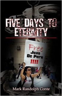 http://www.amazon.com/Five-Days-Eternity-Randolph-Conte/dp/1424114608/ref=la_B003U4ULJ8_1_2?s=books&ie=UTF8&qid=1388171994&sr=1-2