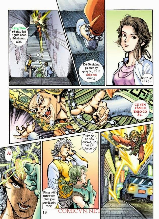 Thần Binh Khoa Huyễn Ký chap 2 - Trang 19
