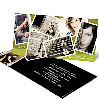 Grad Snapshots-Collage card