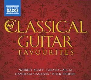 Naxos - Classical Guitar Favourites (2012) {3CD} [FLAC]
