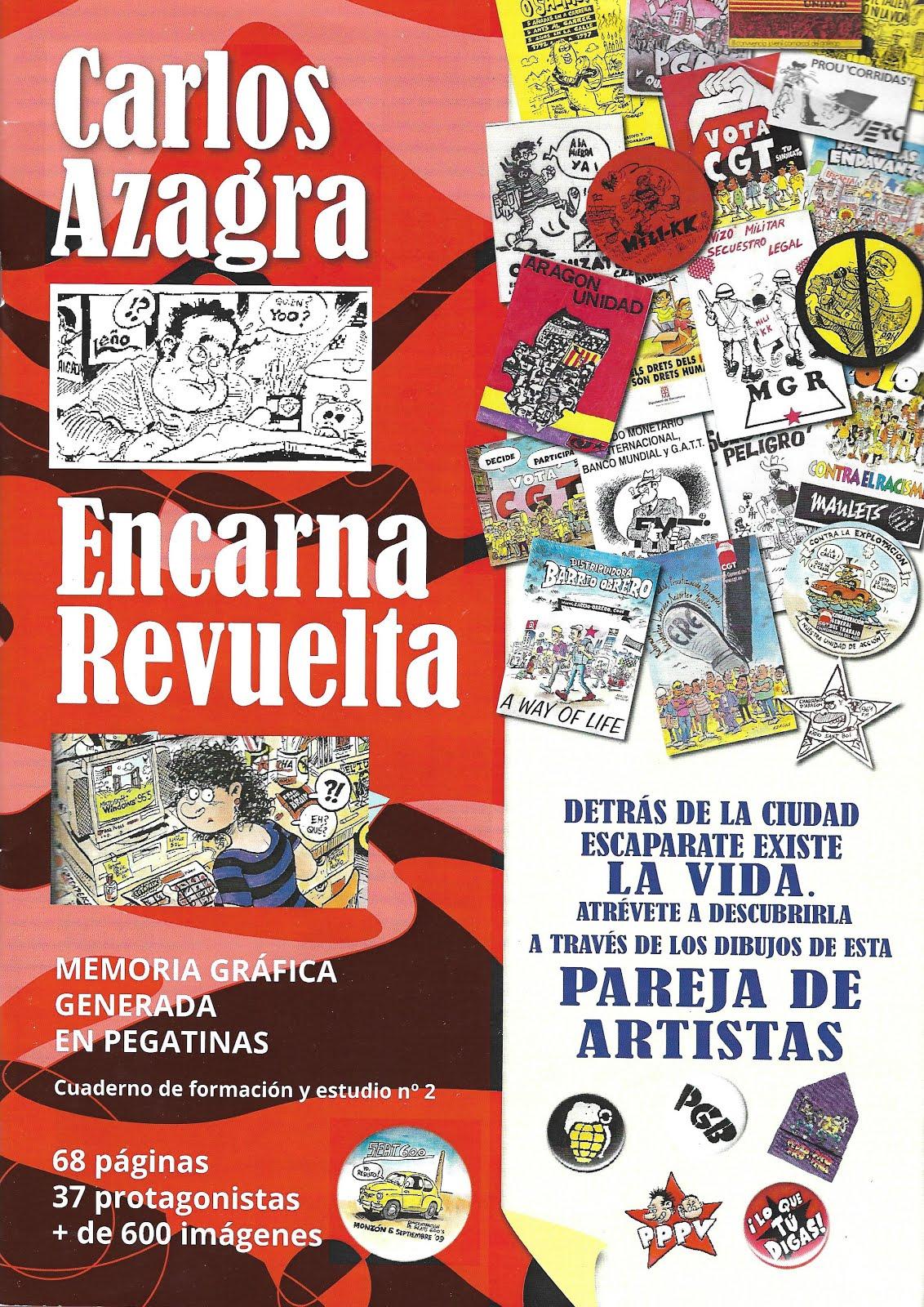 CARLOS AZAGRA y ENCARNA REVUELTA