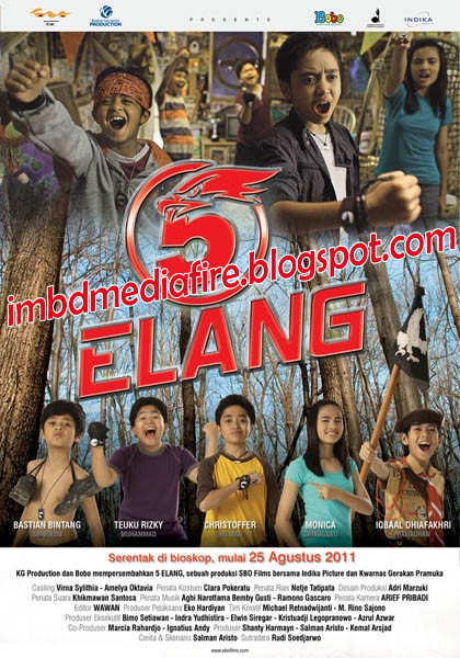 Lima Elang  Movie Synopsis Review Trailer Download Subtitle Poster