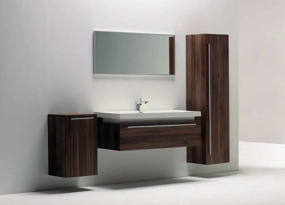 Gabinetes para ba o aluminio for Gabinetes para bano en madera