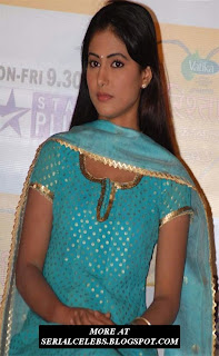 Hindi Serial Actress Hina Khan