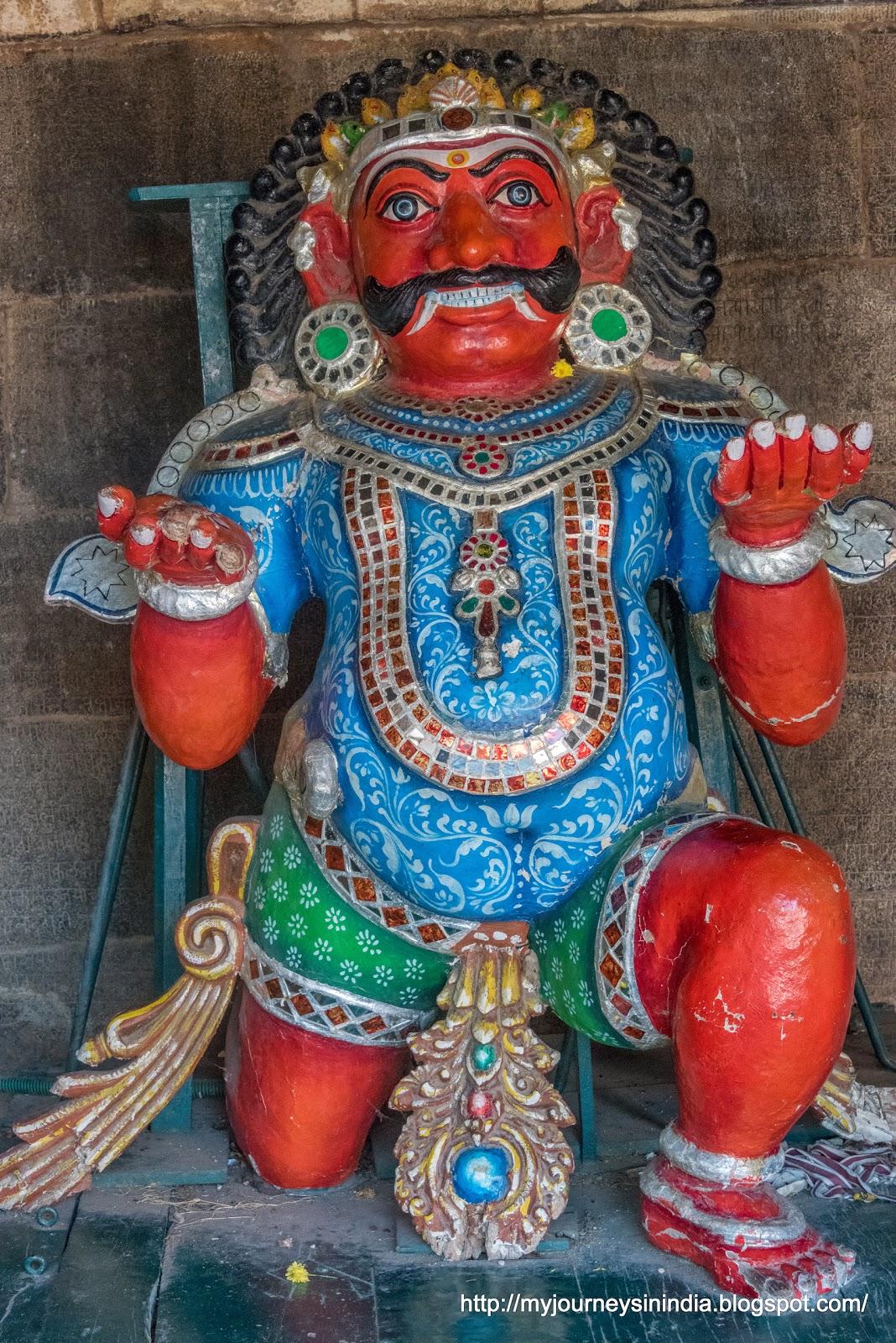 Thanjavur Brihadeeswarar Temple Vahana