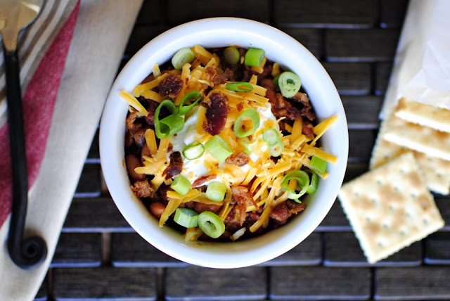 Easy Loaded Chili l SimplyScratch.com