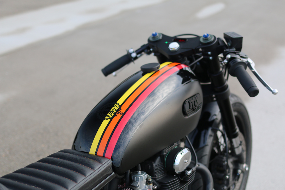 Cognito Moto Fox Cb350 Cafe Racer Return Of The Cafe Racers