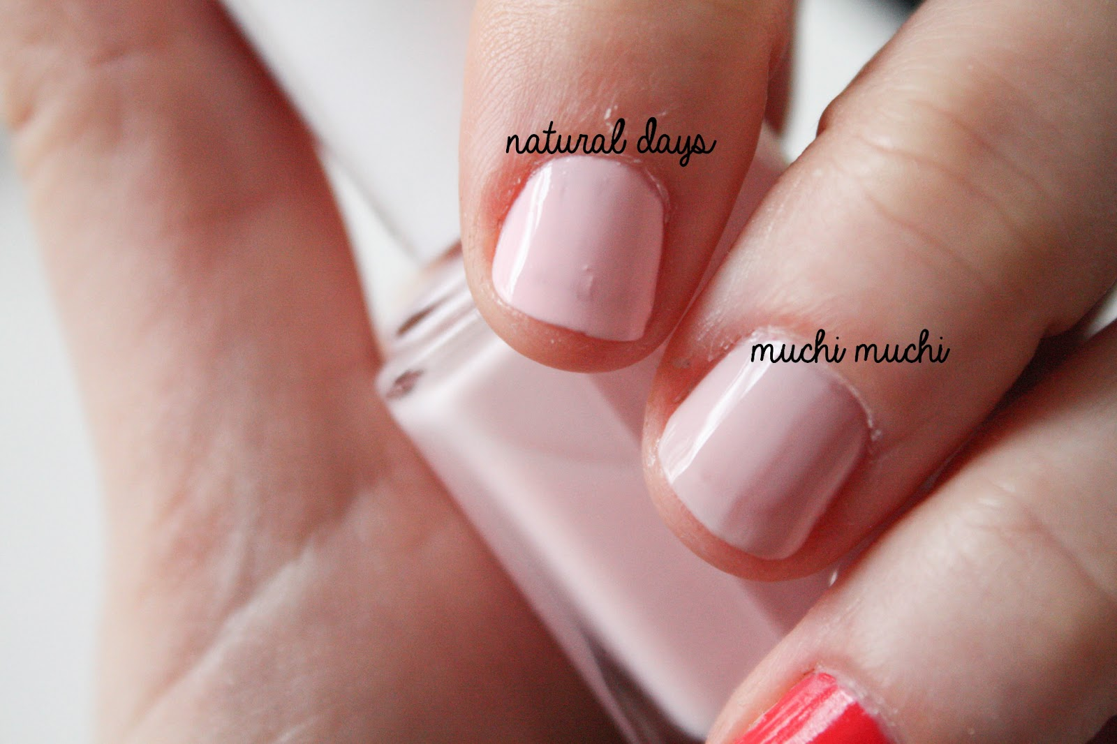 MUA vs ESSIE dupes & differences - Cityscape Bliss