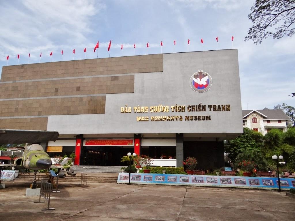 Sajgon w Vietnamie