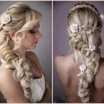 New Wedding Hairstyles 2014