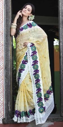 Indian-Bridal-Wear-Saree