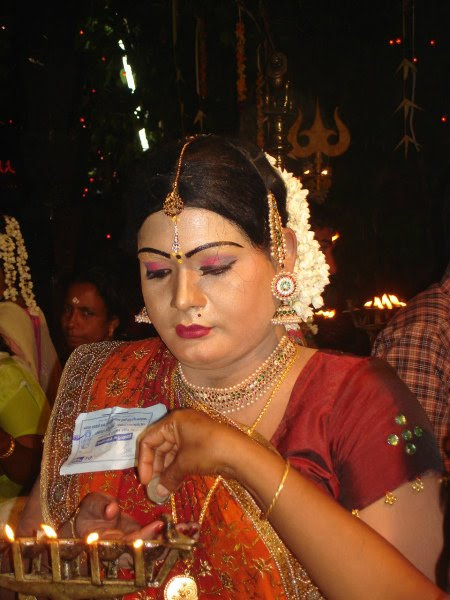 Indians Men In Drag To See This Picture Full